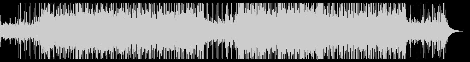 ピアノが心地よく響くオルタナ系バラードの未再生の波形