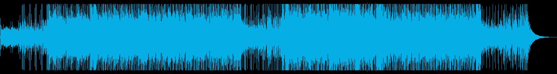ピアノが心地よく響くオルタナ系バラードの再生済みの波形