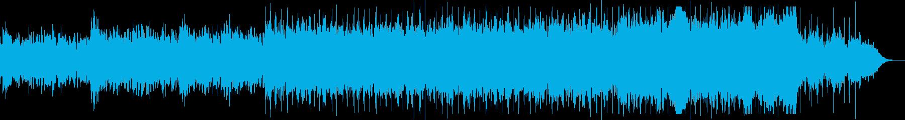 アコギで奏でる煌びやかなポップスの再生済みの波形
