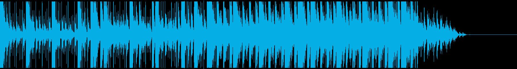 風変わりでサスペンスに満ちたキュー...の再生済みの波形
