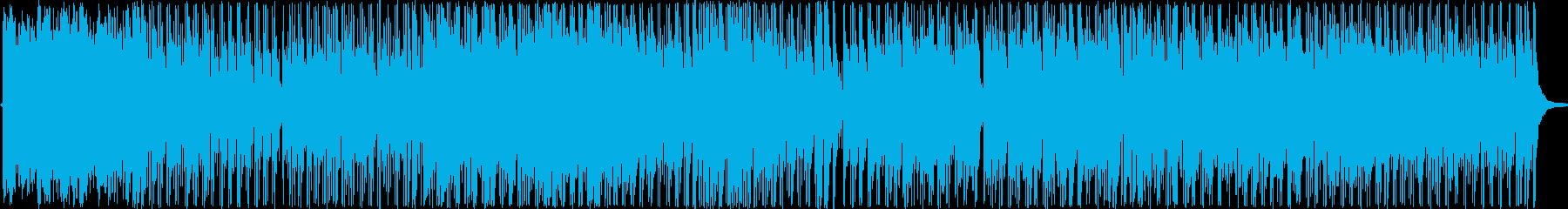 ラテン。スペイン語。ジプシーキング...の再生済みの波形