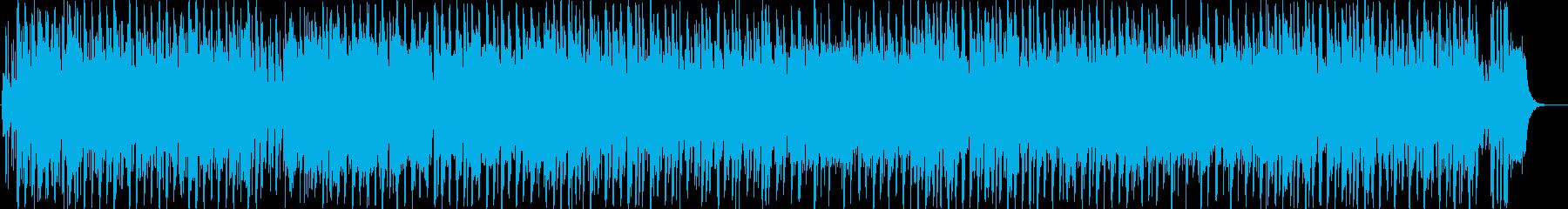 聞き馴染んだ旋律をサンバにの再生済みの波形
