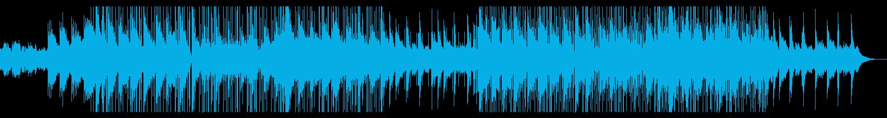 春らしいBGMです。の再生済みの波形
