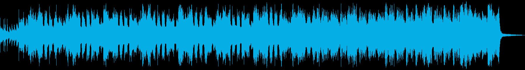 明るくてポップ スカ ロック BGMの再生済みの波形