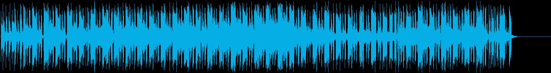 レゲエ 南国 リゾート 海 のんびりの再生済みの波形