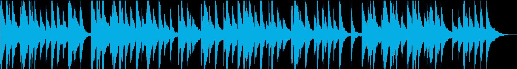 企業VP21 16bit44kHzVerの再生済みの波形