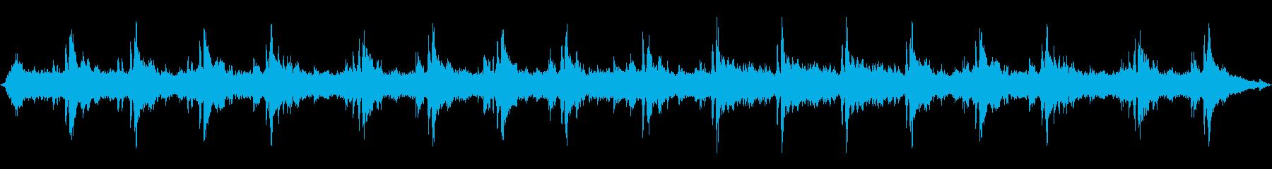 オートプラントパンチプレス:ランニ...の再生済みの波形