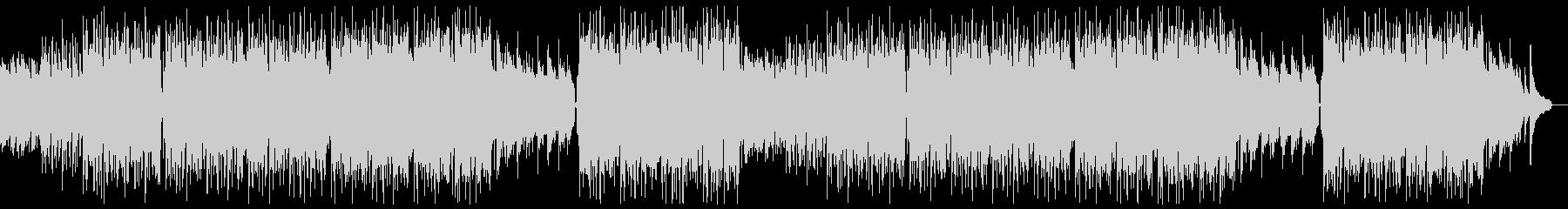 明るいピアノバイオリンポップ:フルx2の未再生の波形