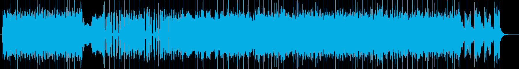 「HR/HM」「DARK系」BGM11の再生済みの波形