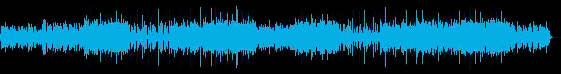 Wabisabiの再生済みの波形