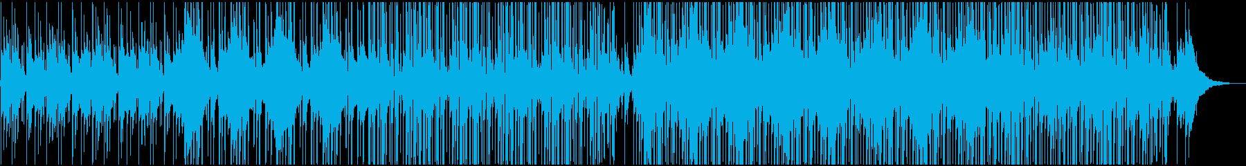 哀愁のLoFi HipHopの再生済みの波形