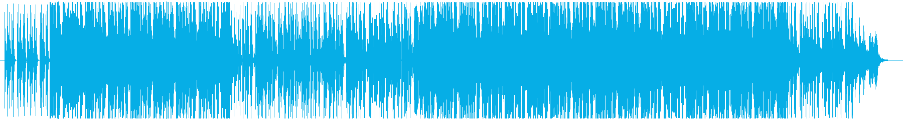 洋楽風で爽やかなインストですの再生済みの波形