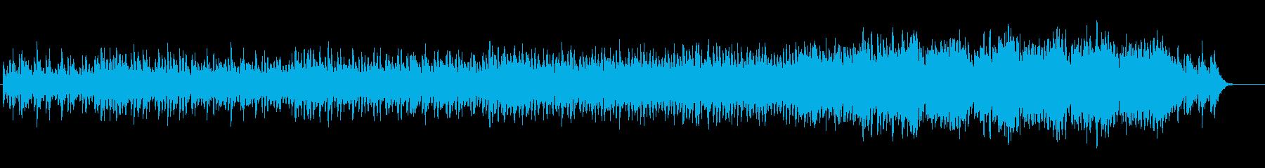 企業VPや映像75、オーケストラ、壮大bの再生済みの波形