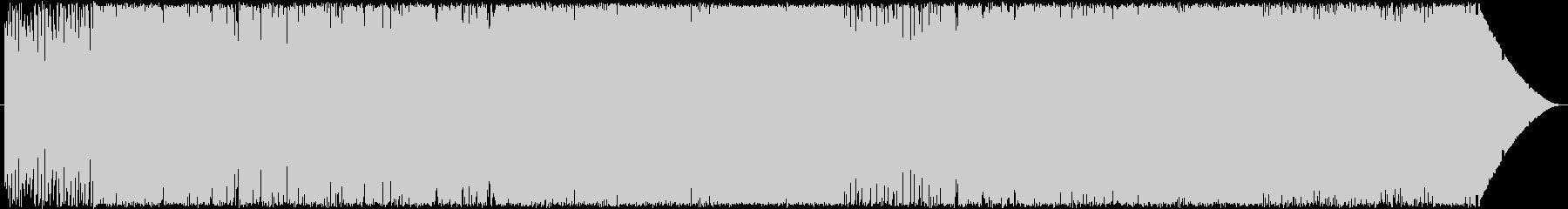 終始かっこいいピアノ(BPM200)の未再生の波形