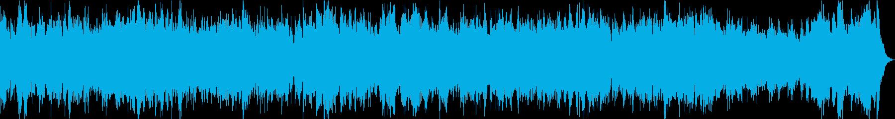 革命のエチュード/ショパン・エレピの再生済みの波形