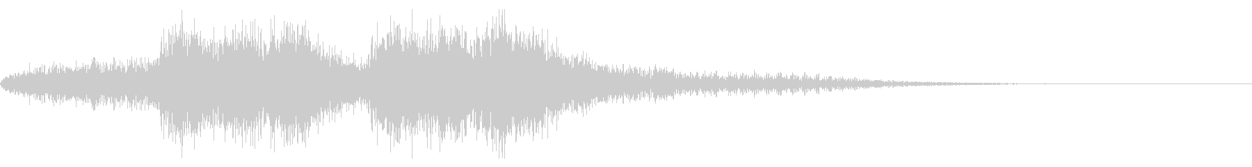 【ジングル】オーケストラ・成功系の未再生の波形