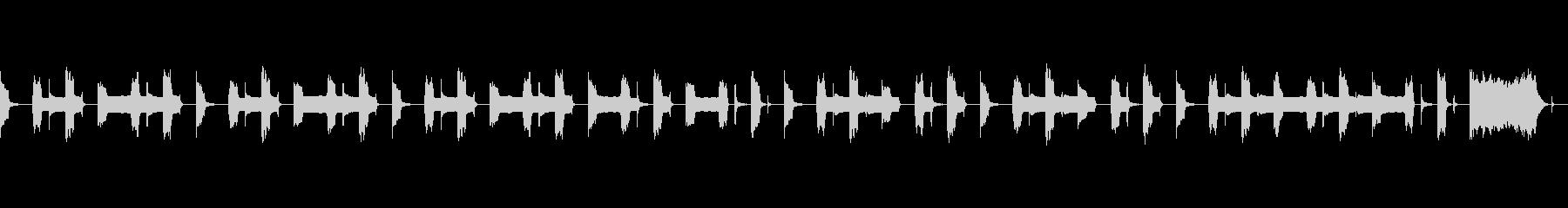 動物/可愛い/ピアノ/ピッコロ/おまぬけの未再生の波形