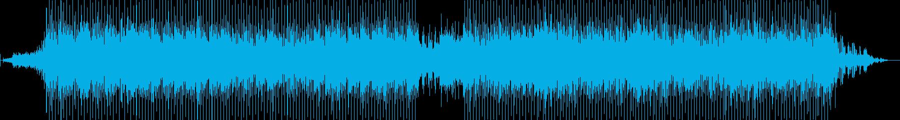 世界 サスペンス 説明的 エスニッ...の再生済みの波形