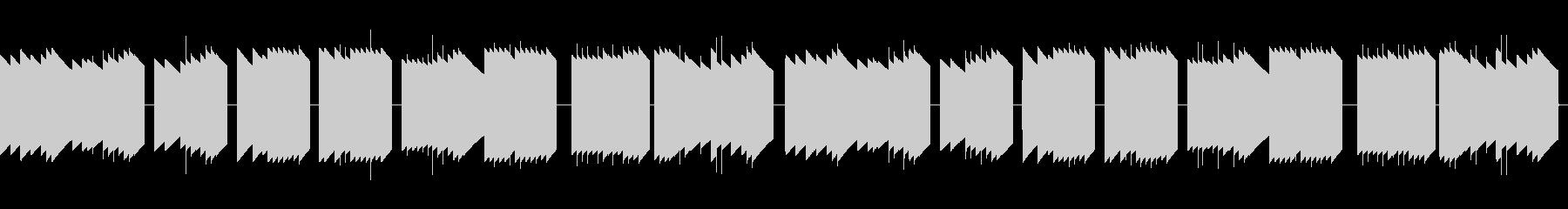 歩行者用信号機の音_とおりゃんせ_04の未再生の波形
