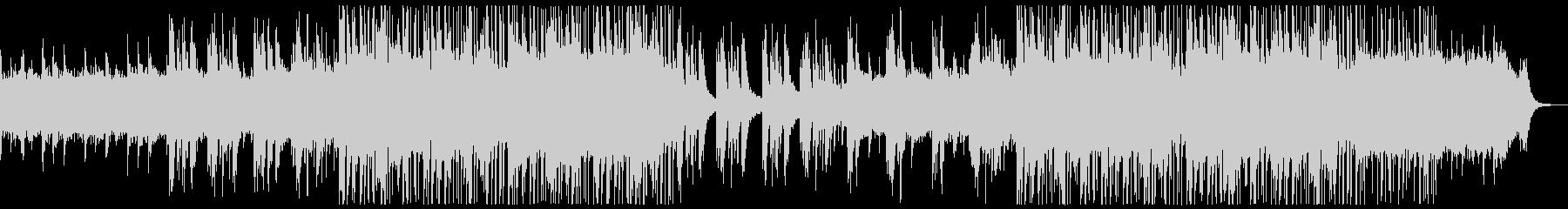 ピアノのゆったりとしたチルポップ。の未再生の波形