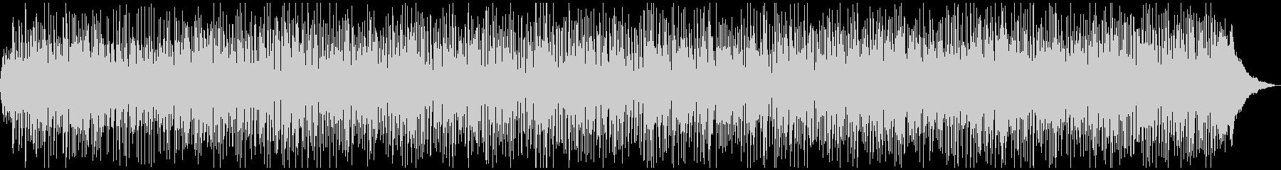 ゆったりストリングスのボサノバの未再生の波形