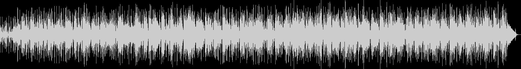 ブルージーなピアノとヒップドラムル...の未再生の波形