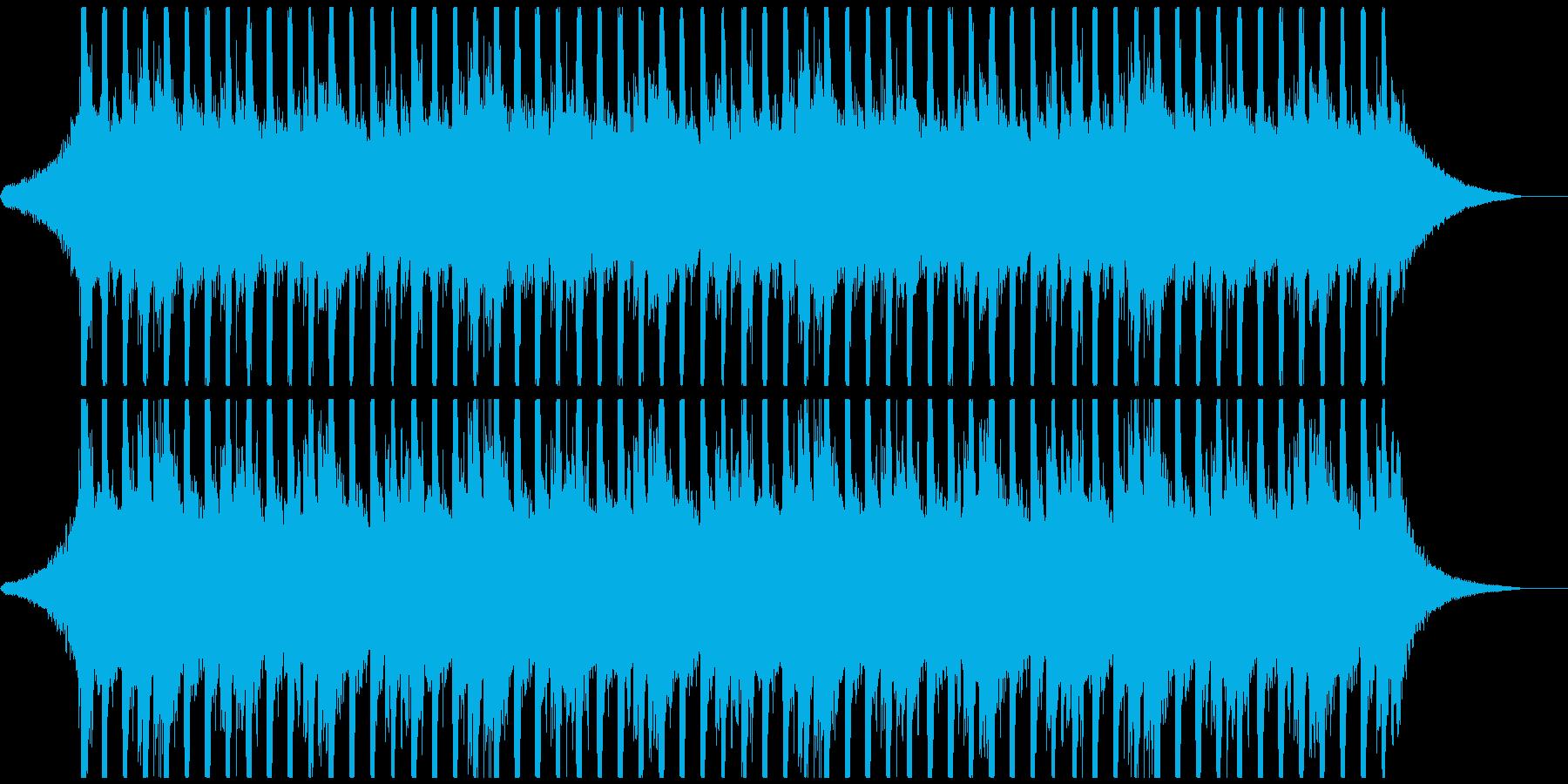 企業VPに!優しい、穏やか、綺麗ピアノSの再生済みの波形
