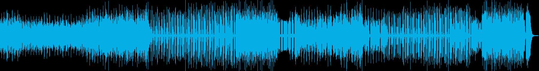 爆笑珍事件・トランペットジャズポップ Bの再生済みの波形