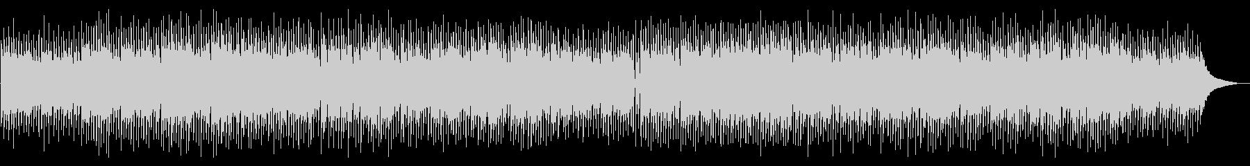 アップテンポなアコースティックポップの未再生の波形