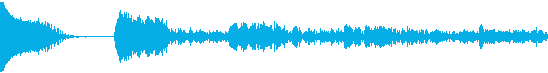 アナログFX 14の再生済みの波形