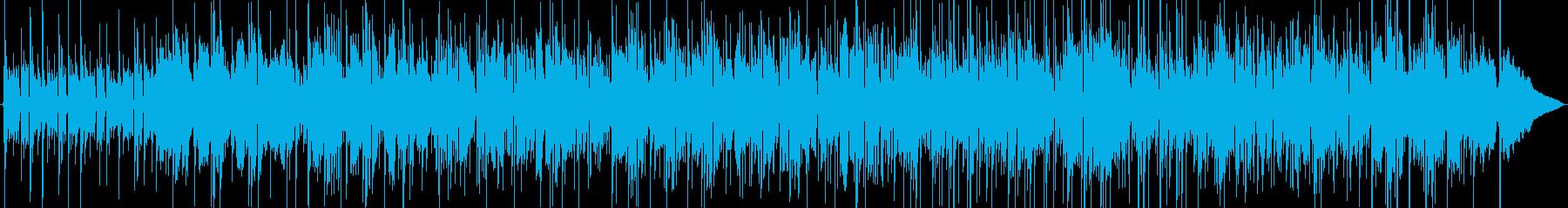 ラテングルーヴナイロンストリングギ...の再生済みの波形