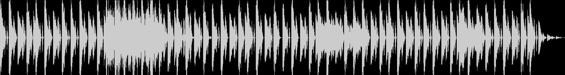 ダークパルスグルーヴには、一種のフ...の未再生の波形