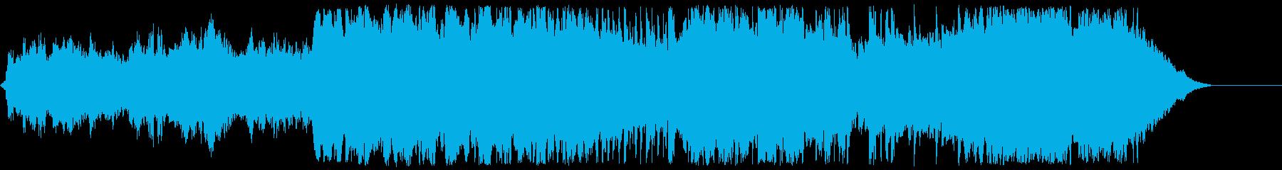 オーケストラ映画のサウンドトラック...の再生済みの波形