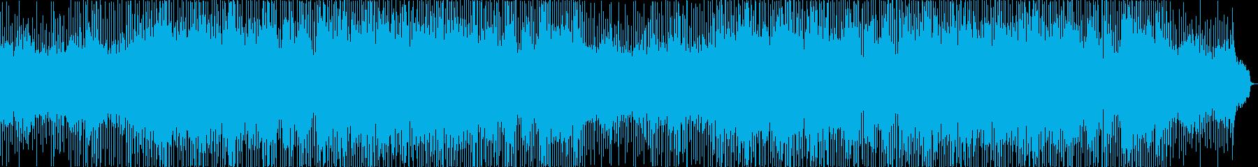 爽やか・楽しい・軽快・かわいいウクレレaの再生済みの波形
