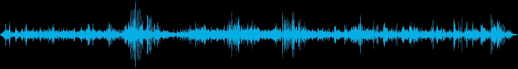 中規模の群衆:声、笑い声、一般的な...の再生済みの波形