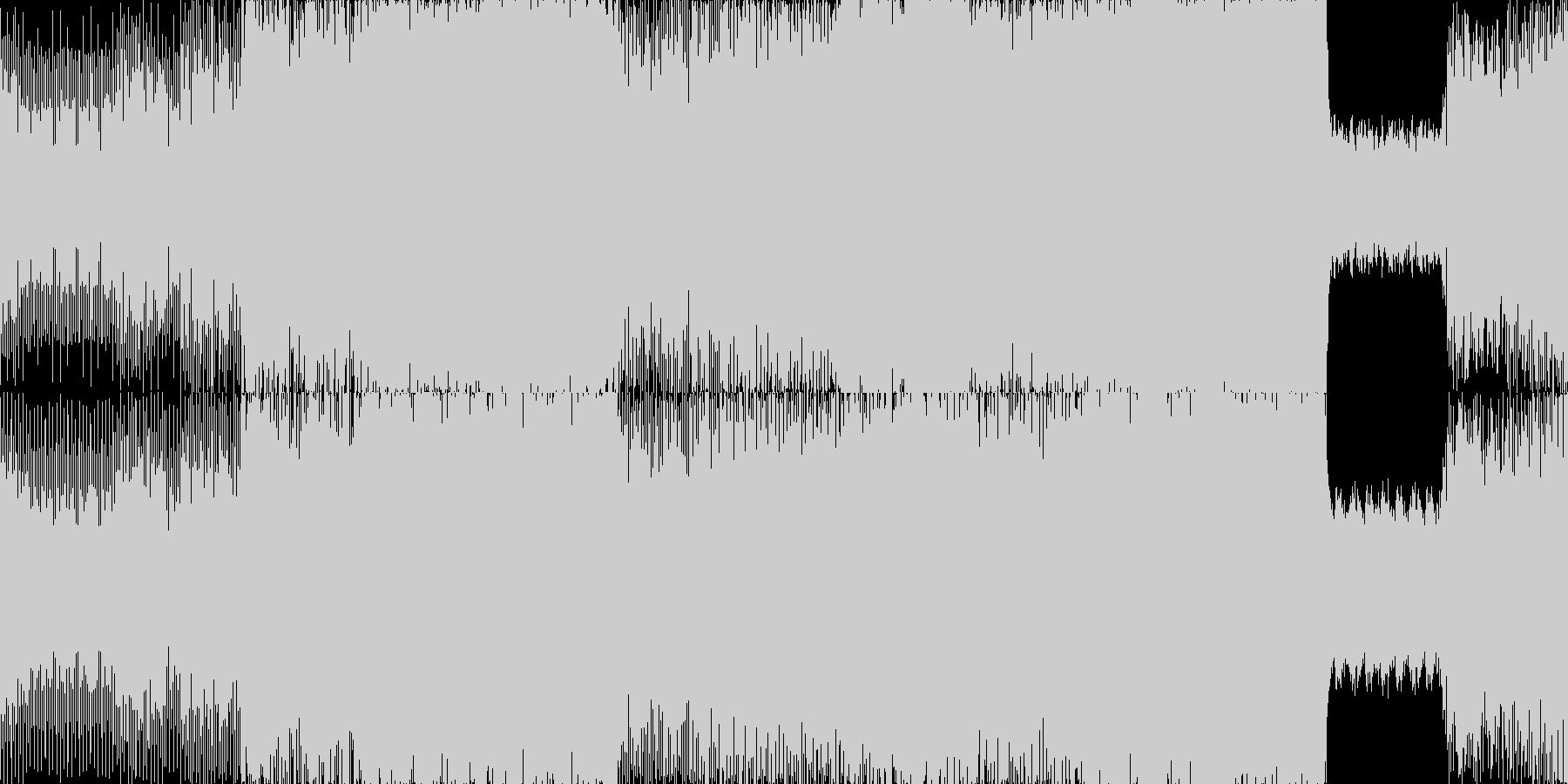 高地の空気のケルト的ブレイクス■ループ可の未再生の波形