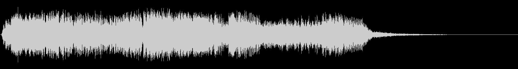 インターフェロンの未再生の波形