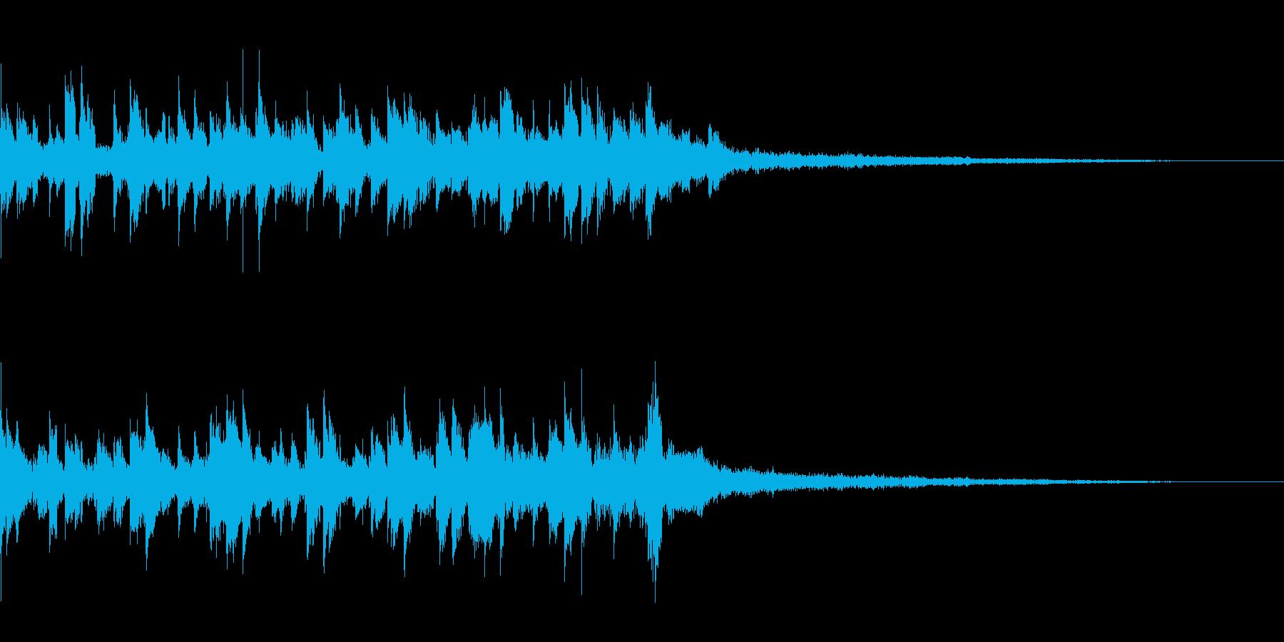 アイキャッチ 34の再生済みの波形