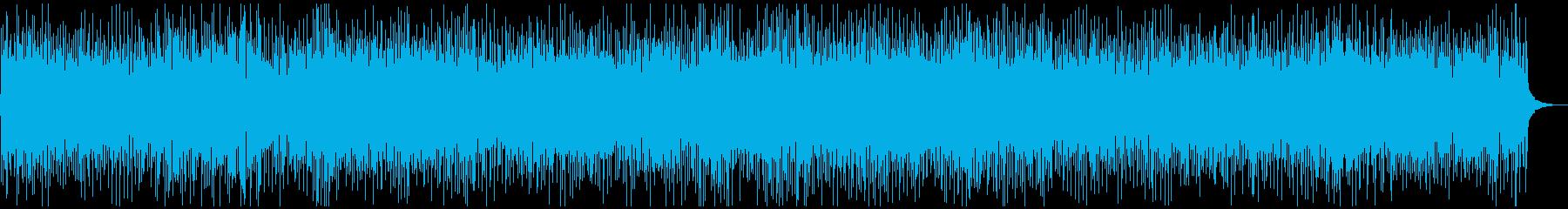 陽気なバンジョーソロ、ブルーグラスの再生済みの波形