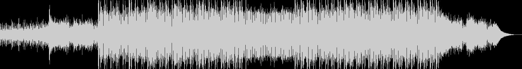 現代的で都会的なシンセミュージック-16の未再生の波形