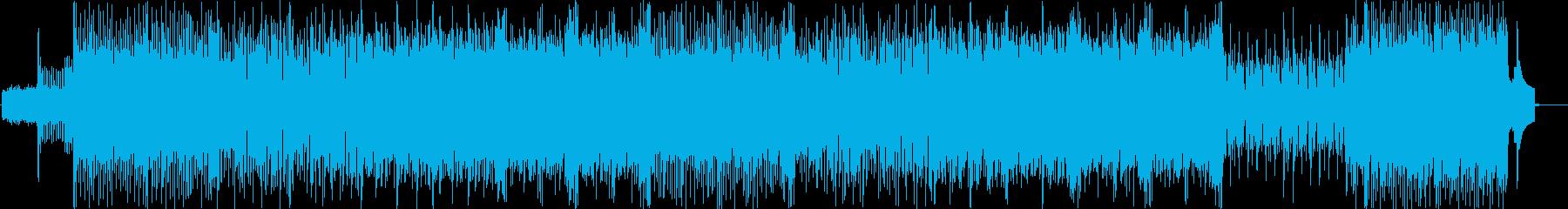 古い音源を使って創ってみました。の再生済みの波形
