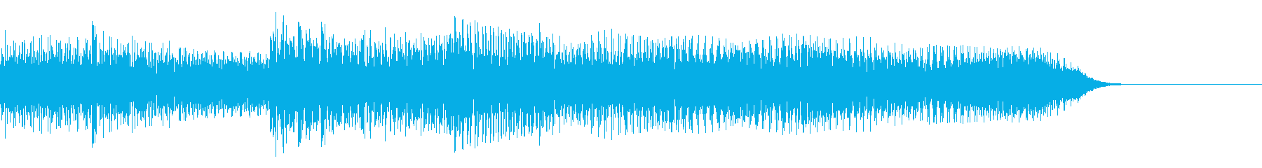 テッテレ(入手) 8bit 速めの再生済みの波形