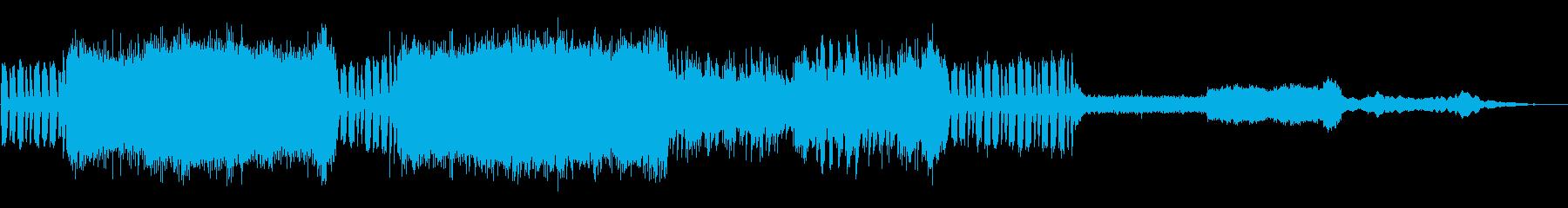 戦闘系!シンフォニックメタル!の再生済みの波形