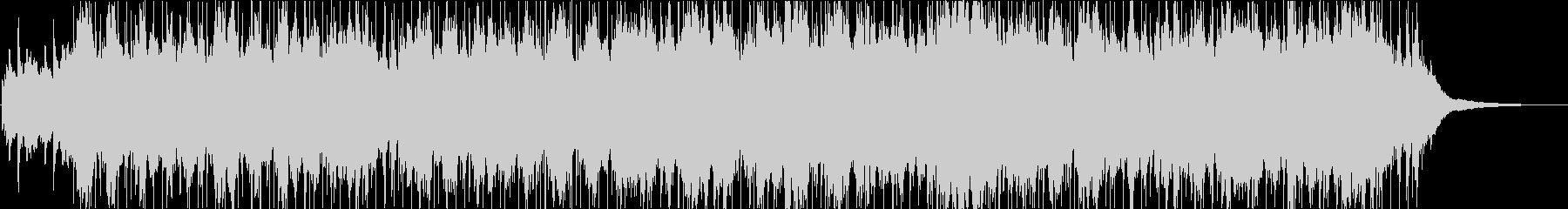 【生演奏】ほのぼのゆったりのバイオリン曲の未再生の波形