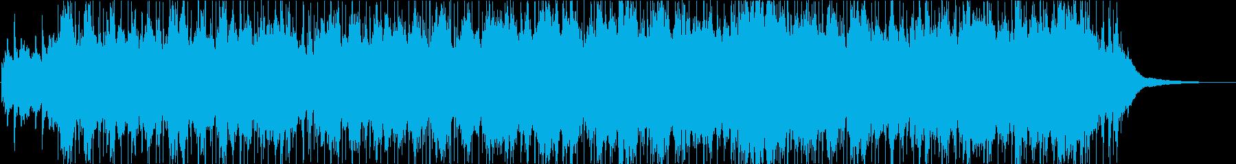 【生演奏】ほのぼのゆったりのバイオリン曲の再生済みの波形