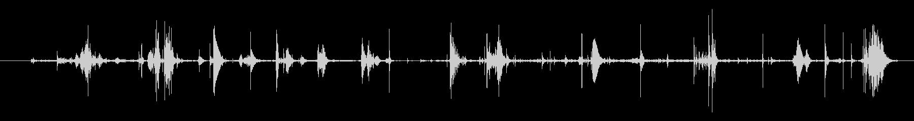 モンスター 肉食02の未再生の波形