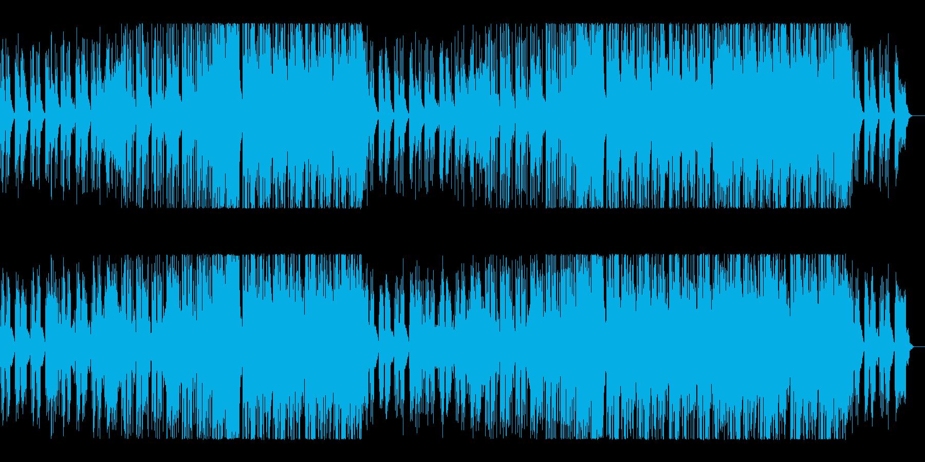 大人気クールなフューチャーベース!の再生済みの波形