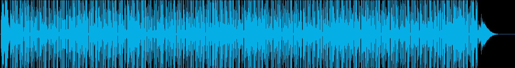 妖艶なサウンドアート カフェ・ラウンジ系の再生済みの波形