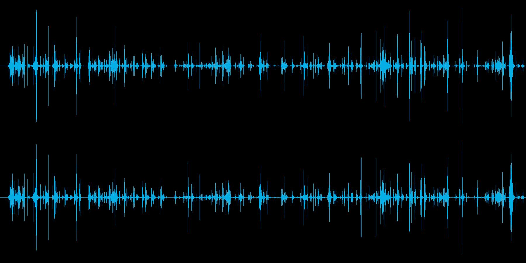 キー キーリングスモールラトルシー...の再生済みの波形