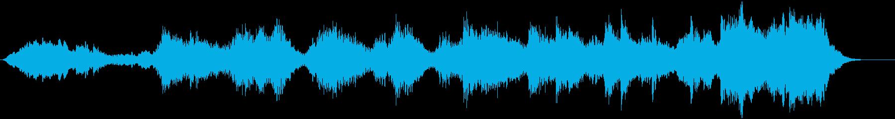 ディープソフトインパクトシマー、ム...の再生済みの波形